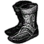 Chain Mail Boots